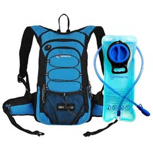 Miracol Hydration Backpack with 2L Water