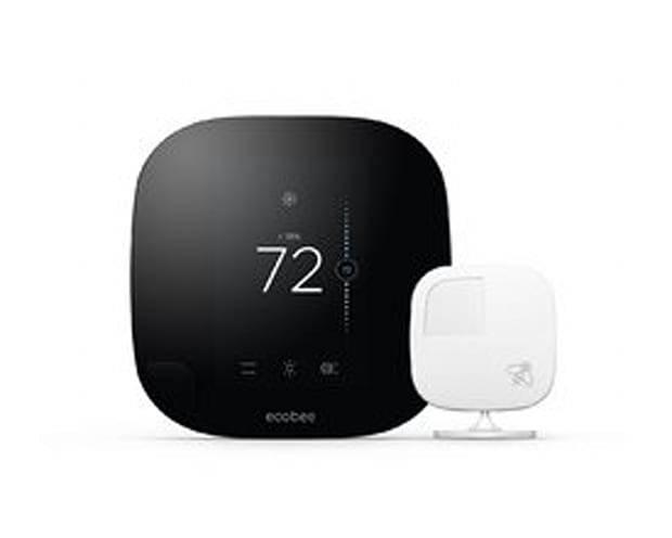Ecobee3 Thermostat with Wi-Fi Sensor