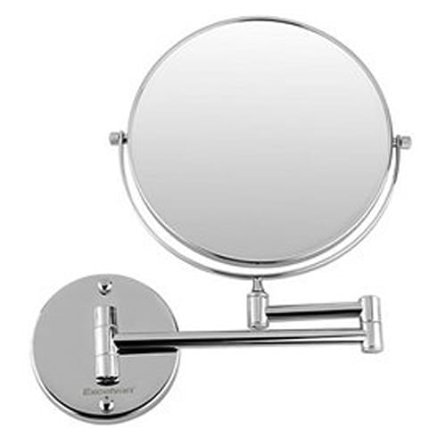 Magnification Swivel Wall Mount Makeup Mirror