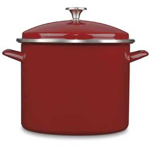 Cuisinart Enamel Stockpot with Cover
