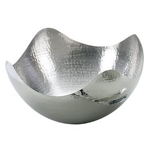 Stainless Steel Wave Serving Bowl