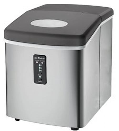 Portable, Counter Top Ice Maker Machine