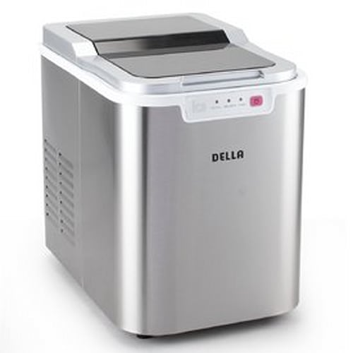 Della Portable Easy Ice Maker