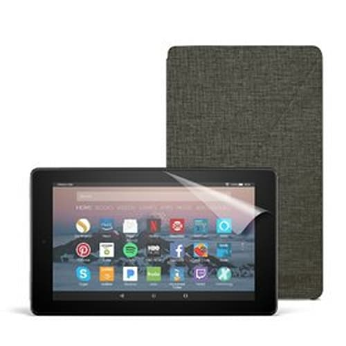 Fire 7 Bundle with Fire 7 Tablet, Amazon Cover and Screen Protector