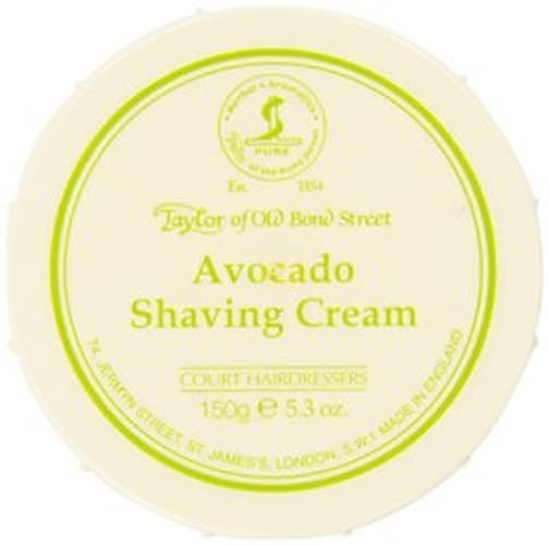 Taylor of Old Bond Street Avocado Shaving Cream