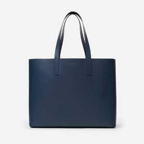 The Day Market Tote - Navy
