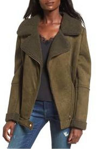 THE FIFTH LABEL Dallas Faux Shearling Jacket