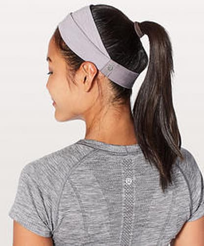 Lululemon Fringe Fighter Headband