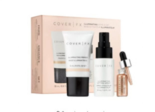 COVER FX Illuminating Prime & Set Kit