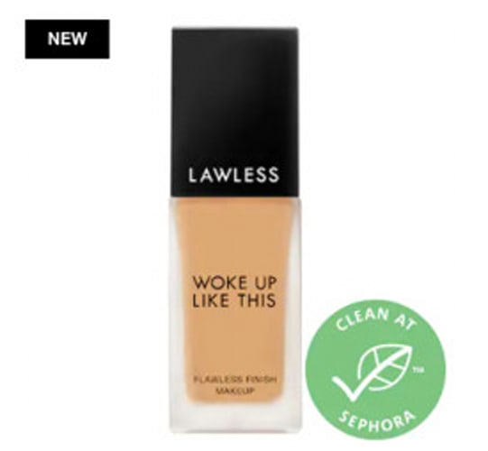 LAWLESS Woke Up Like This Flawless Finish Foundation
