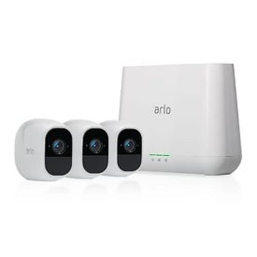 Arlo Pro 2 by NETGEAR Home Security Camera System (3 pack)