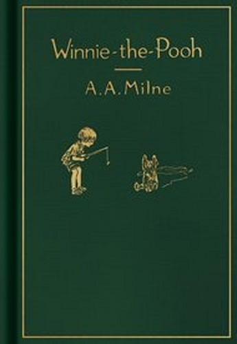 Winne-The-Pooh by A.A. Milne