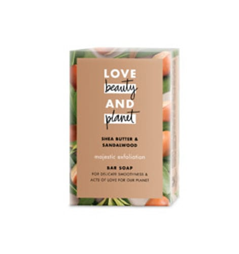 Love Beauty and Planet Bar Soap