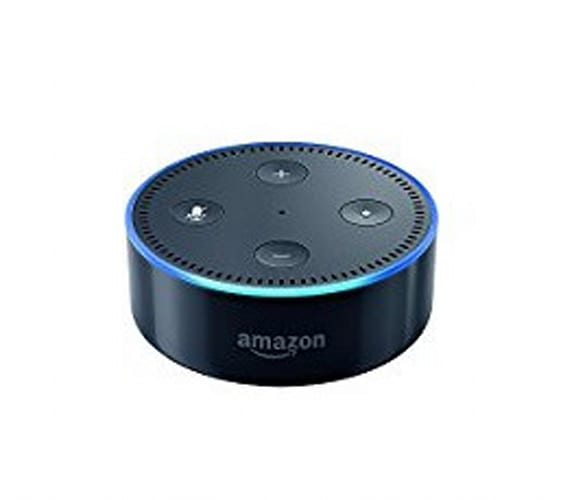 Echo Dot (2nd Generation) - Smart speaker with Alexa