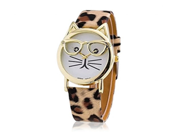 The Purr-Fect Watch