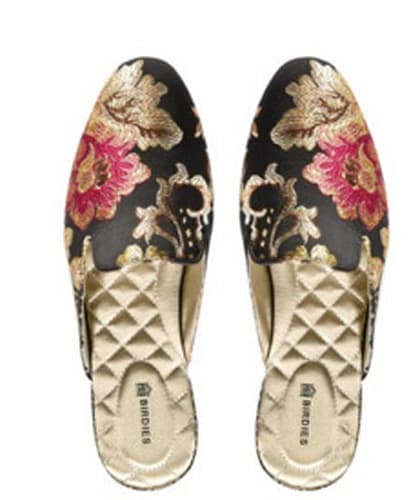 THE PHOEBE - FLORAL JACQUARD