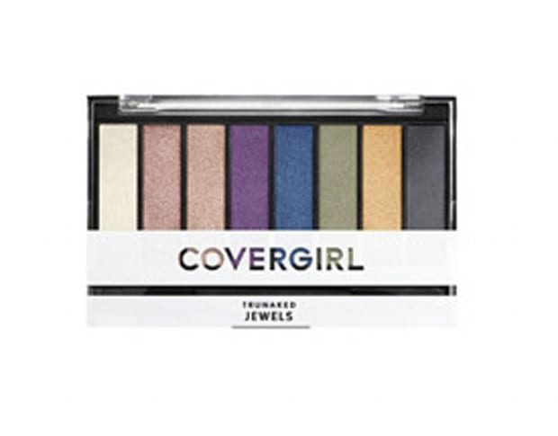 Covergirl Jewels TruNaked Eyeshadow Palette