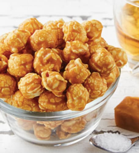 The Popcorn Factory Salted Caramel Bourbon Special Edition Popcorn