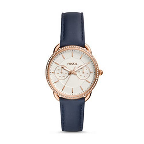 Fossil Multifunction Leather Watch