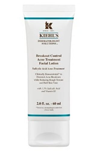 Kiehl's 'Breakout Control' Acne Treatment