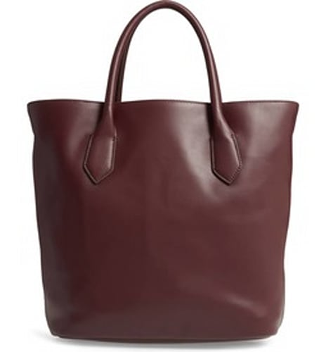 J.Crew Leather Tote at 50% off