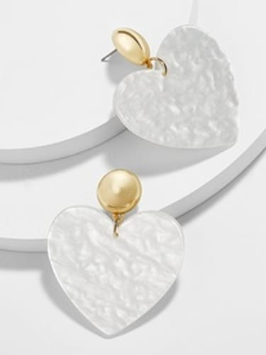 Baublebar ANDREE HEART DROP EARRINGS