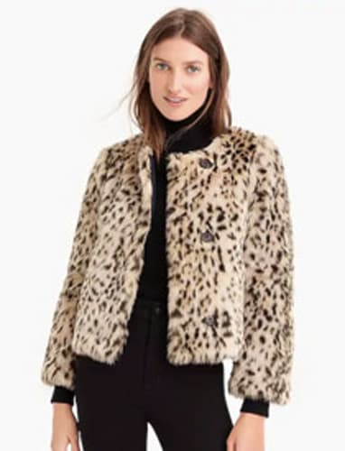 a564dce717e4 18 stylish faux fur jackets that will keep you cozy all winter long ...