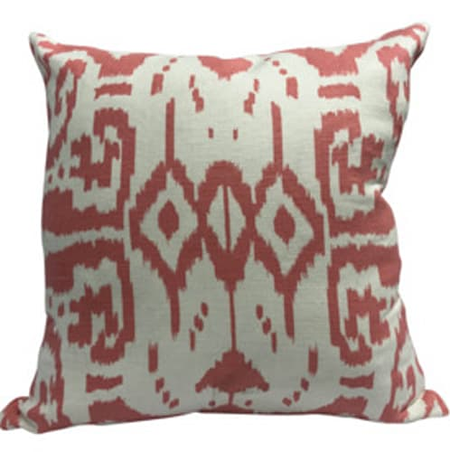 Sotheby Ikat Throw Pillow