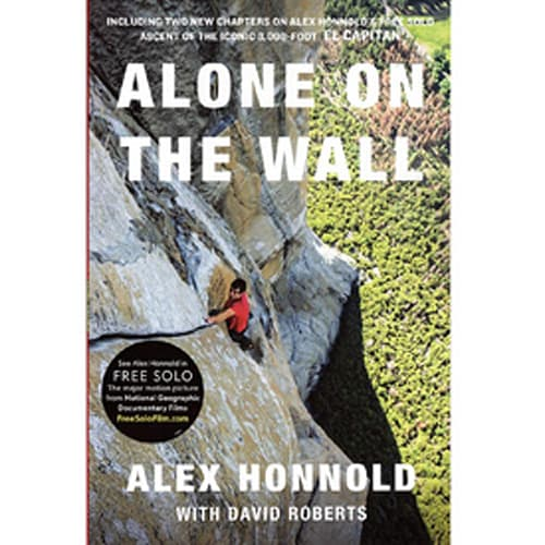 Alone on the Wall (Expanded edition) by Alex Honnold