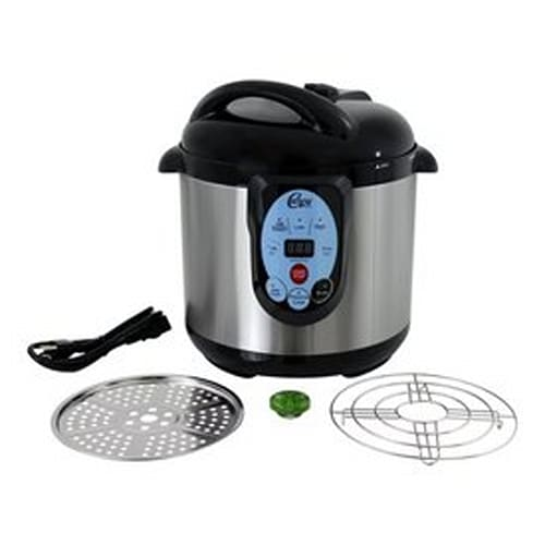 Carey smart pressure cooker and canner
