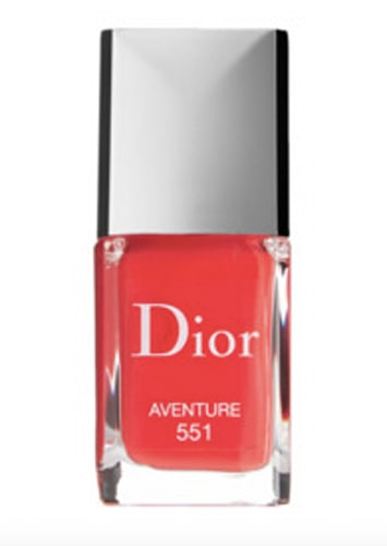 Dior Vernis Gel Shine & Long Wear Nail Lacquer in 551 Aventure