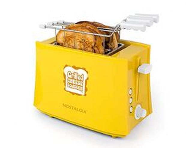 Grilled Cheese Sandwich Toaster