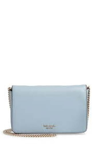 Kate Spade Sylvia Leather Wallet on Chain, $178
