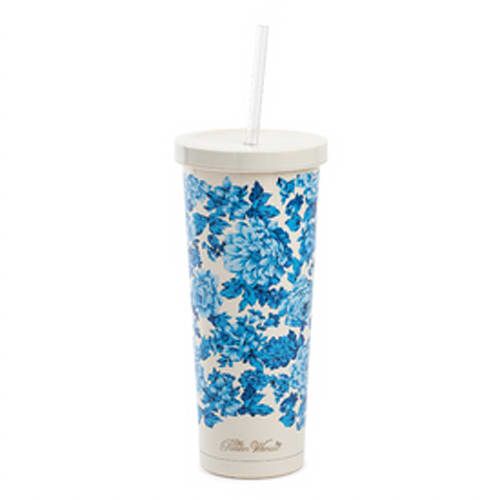 The Pioneer Woman, 24 Ounce Heritage Floral Tumbler