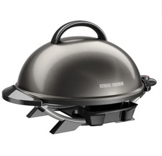 George Foreman 15+ Serving Indoor/Outdoor Electric Grill