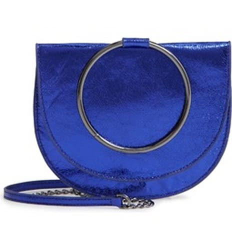 Trouvé Reese Crackle Ring Crossbody
