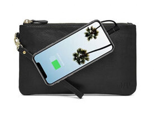 Mighty Purse Wristlet Phone Charger