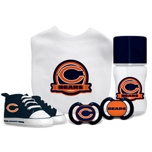 NFL 5-piece baby gift sets