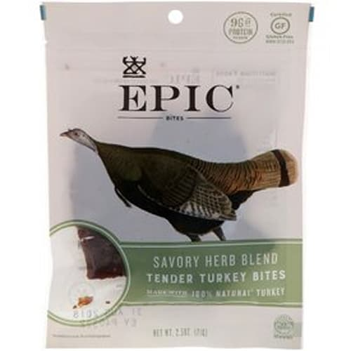 Epic Bar Bites Tender Turkey Savory Herb Blend