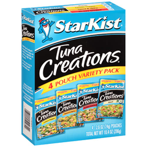 StarKist Tuna Creations Variety Pack