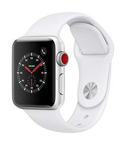 Apple Watch Series 3 (GPS + Cellular, 38mm) - Silver A