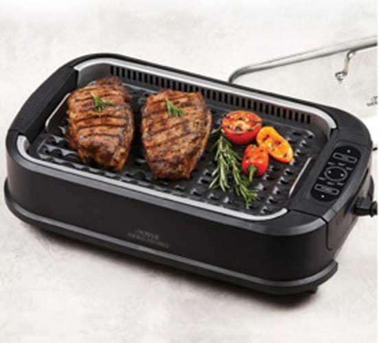 As Seen On TV - Power Smokeless Indoor Electric Grill