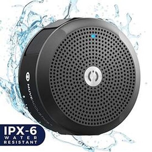 MuveAcoustics Portable Bluetooth Waterproof Speaker