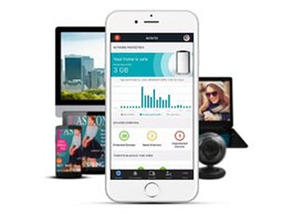 Bitdefender BOX 2 - Home Network Protection for Your WiFi, Smart Devices and more