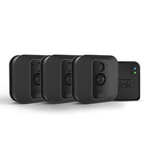 Blink XT2 Outdoor/Indoor Smart Security Camera with cloud storage included, 2-way audio, 2-year battery life