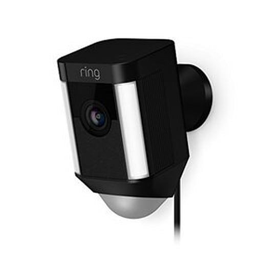 Ring Spotlight Cam Wired: Plugged-in HD security camera