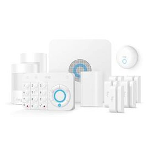 Ring Alarm Smoke & CO Kit – Home Security System with optional 24/7 Professional Monitoring