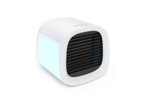 Cool off with your own personal air conditioner -- this one is 20