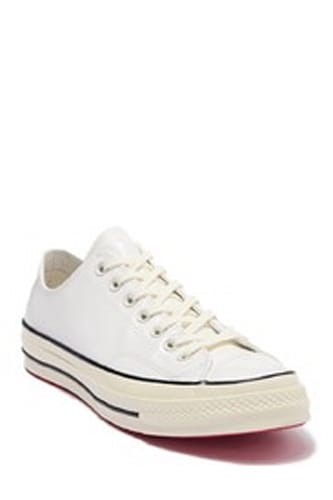 Chuck Taylor(R) All Star(R) 70 Patent Low Top Sneaker (Unisex)