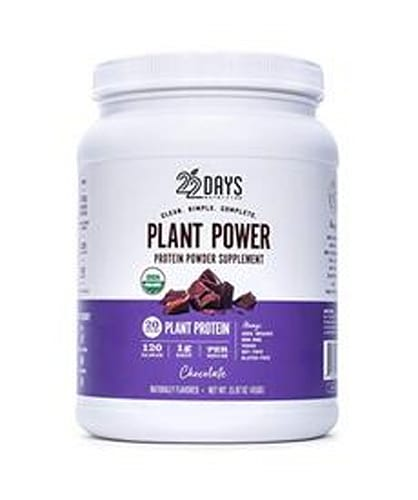 22 Days Nutrition Organic Protein Powder